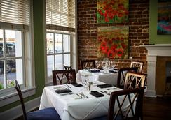 The Marshall House - Savannah - Restoran