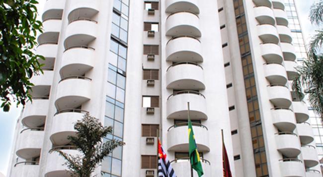 Paulista Wall Street Suites - São Paulo - Building