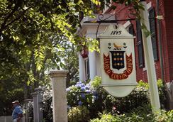 Jared Coffin House - Nantucket - Bangunan