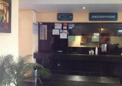 Hotel Tacubaya & Autosuites - Kota Meksiko - Lobi
