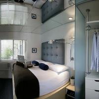 The Pearl Hotel Guestroom