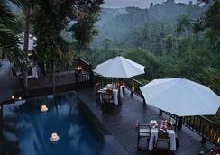 Kayumanis Ubud Private Villas & Spa - Ubud - Restoran