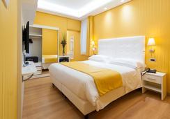 Trevi 41 Hotel - Roma - Kamar Tidur