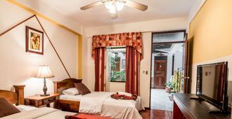 Hotel Inca Real - San Jose - Kamar Tidur