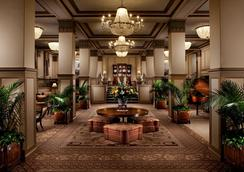 Francis Marion Hotel - Charleston - Lobi