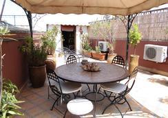 Riad Bibtia - Marrakesh - Pemandangan luar