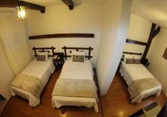 Casa Bonita Colonial - Lima - Kamar Tidur