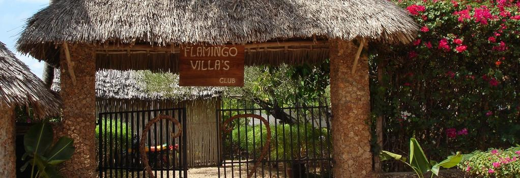 Flamingo Villa's Club - Malindi - Outdoor view