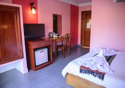 Grand Sihanouk Ville Hotel - Krong Preah Sihanouk - Kamar Tidur