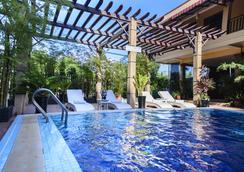 Grand Sihanouk Ville Hotel - Sihanoukville - Kolam