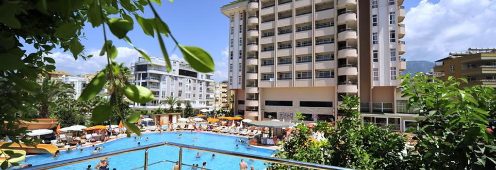 Happy Elegant Hotel - Alanya - Building