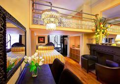 The International Cozy Inn - New York - Kamar Tidur