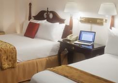 Hilgard House Hotel - Los Angeles - Kamar Tidur