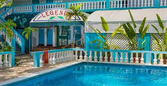 Legends Beach Resort - Negril - Kolam