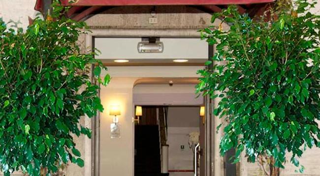 Hotel Delle Province - Rome - Building