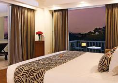 Kuta Paradiso Hotel - Kuta (Bali) - Kamar Tidur