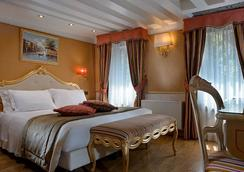 Hotel Olimpia Venice - Venesia - Kamar Tidur