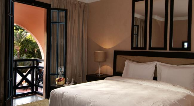Hotel Marrakech le Tichka - Marrakesh - Bedroom