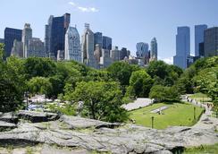 The Central Park North - New York - Pemandangan luar