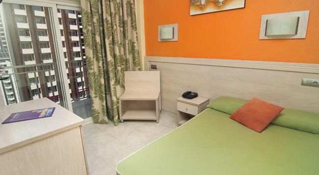 Hotel Servigroup Calypso - Benidorm - Bedroom