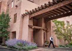 The Hacienda & Spa at Hotel Santa Fe - Santa Fe - Lobi