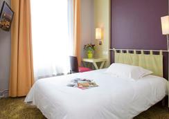 Hotel Montparnasse Alesia - Paris - Kamar Tidur