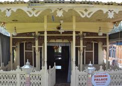 Houseboat Zaindari Palace - Srinagar (Jammu and Kashmir) - Pemandangan luar