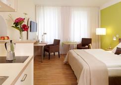 Flottwell Berlin Hotel & Residenz am Park - Berlin - Kamar Tidur