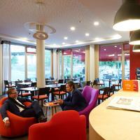 Flottwell Berlin Hotel & Residenz am Park Lobby Lounge