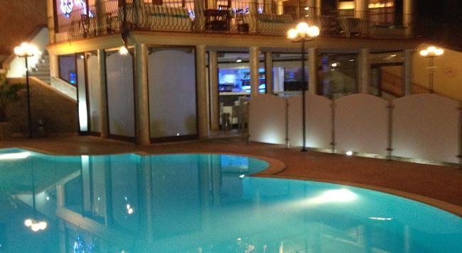 Hotel Solanas - Villasimius - Building