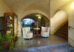 Hotel Elite - Praha - Lobi