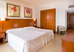 Hotel Las Palmeras - Fuengirola - Kamar Tidur