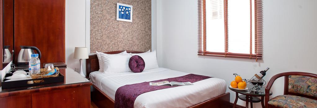 Pavilion Hotel - Ho Chi Minh City - Bedroom