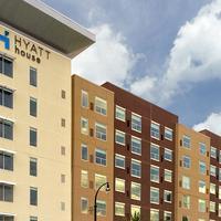 Hyatt House Atlanta Downtown Hotel Front
