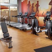 Hyatt House Atlanta Downtown Fitness Facility