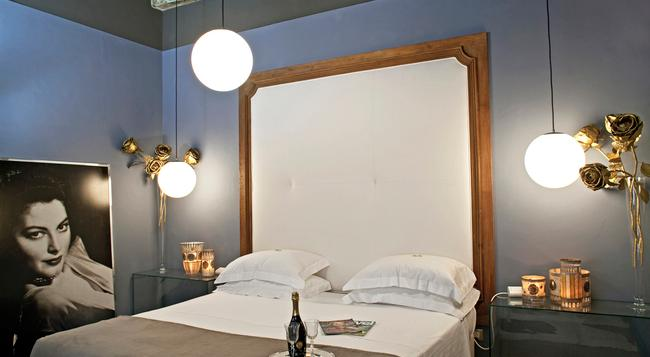 Porcellino Gallery Art Boutique B&B - Florence - Bedroom