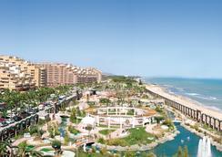Apartamentos Turísticos Marina d'Or 2 Línea - Oropesa del Mar - Pantai