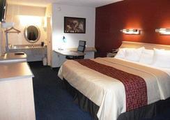 Rodeway Inn - Fort Wayne - Kamar Tidur