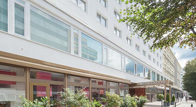 Sorat Hotel Ambassador Berlin - Berlin - Building