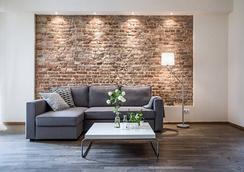 Schoenhouse Apartments - Berlin - Ruang tamu