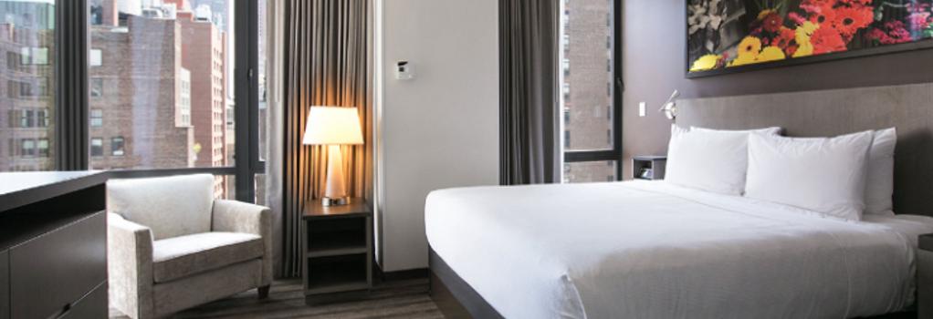 Hyatt House New York/Chelsea - New York - Bedroom
