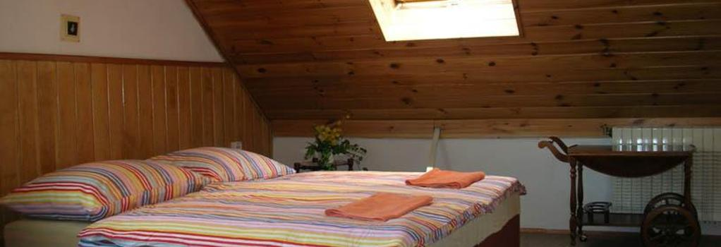 Pension Edvin - Prague - Bedroom