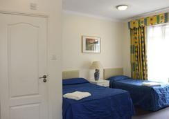 Grantly Hotel - London - Kamar Tidur