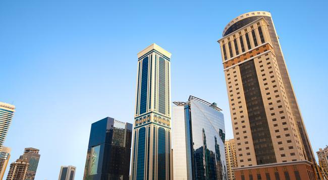 Kempinski Residences & Suites, Doha - Doha - Building