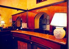 Hotel Tre Stelle - Roma - Resepsionis