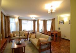 Gemsuites State House - Nairobi - Lounge