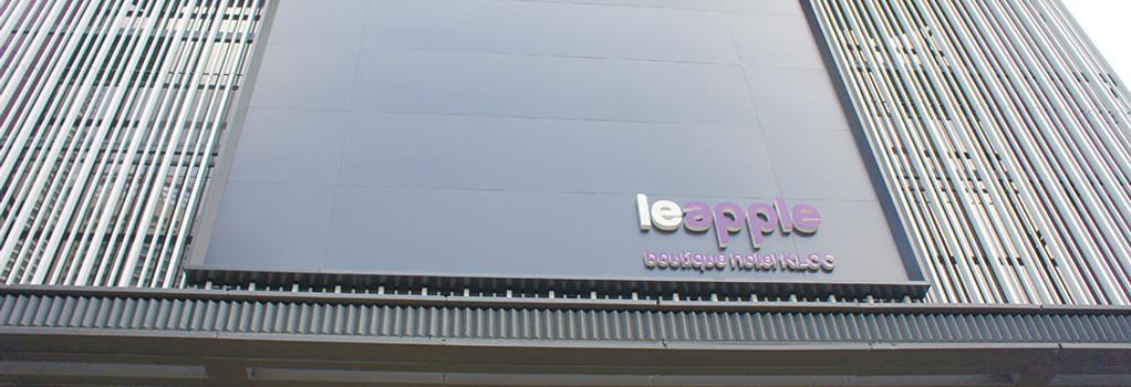 Le Apple Boutique Hotel @ Klcc - Kuala Lumpur - Building