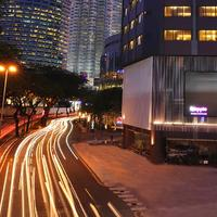 Le Apple Boutique Hotel @ Klcc Hotel Front - Evening/Night
