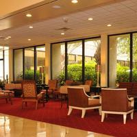 Tampa Marriott Westshore Lobby