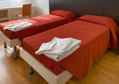 Hotel Sharing - Torino - Kamar Tidur